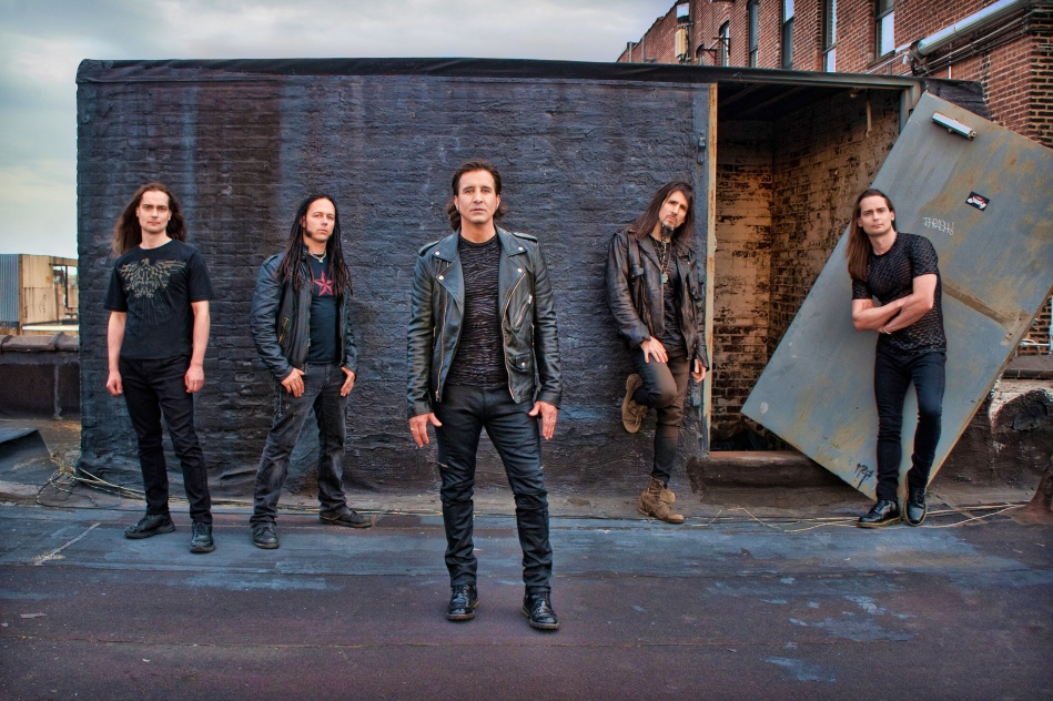 Band Photo - Art of Anarchy