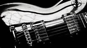 heavy metal guitar
