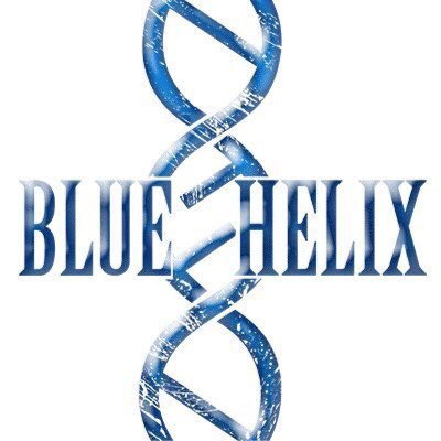 BLUE HELIX LOGO