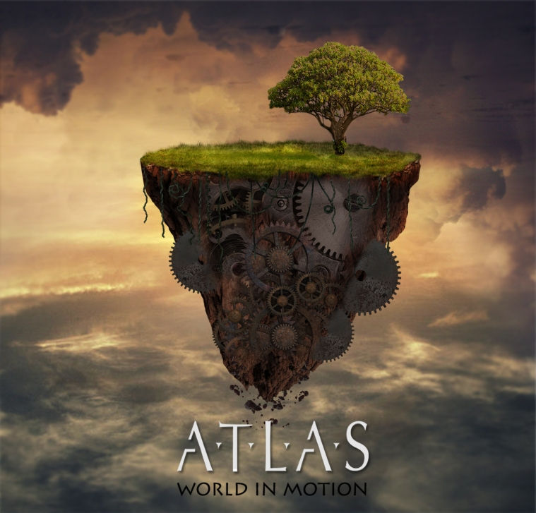 Atlas EP Cover
