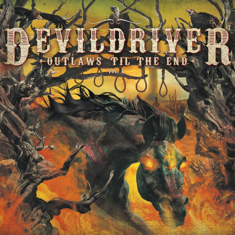 DEVILDRIVER COVER