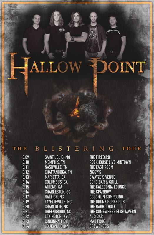 HALLOW POINT TOUR