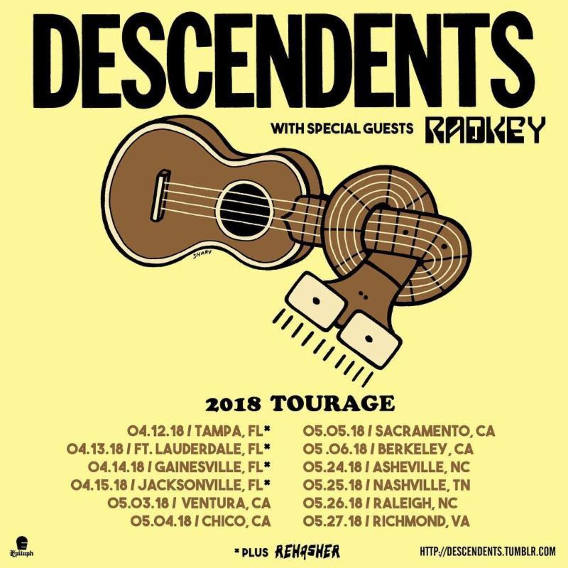 RADKEY TOUR