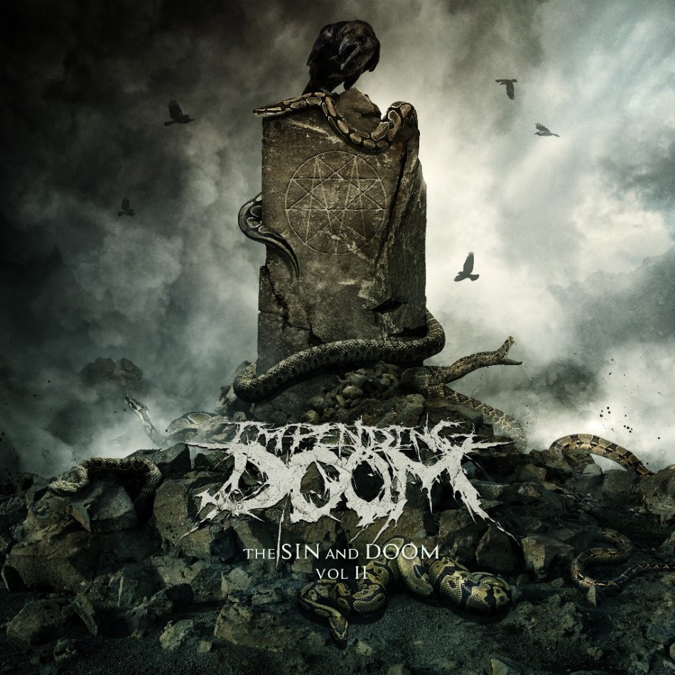 IMPENDING DOOM COVER