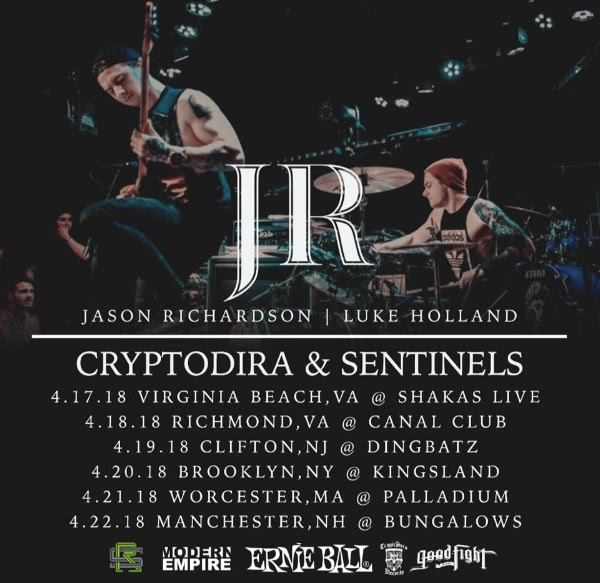 JASON RICHARDS TOUR