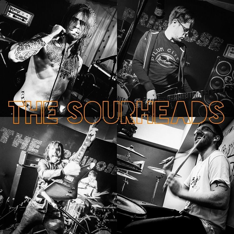 THE SOURHEADS 3