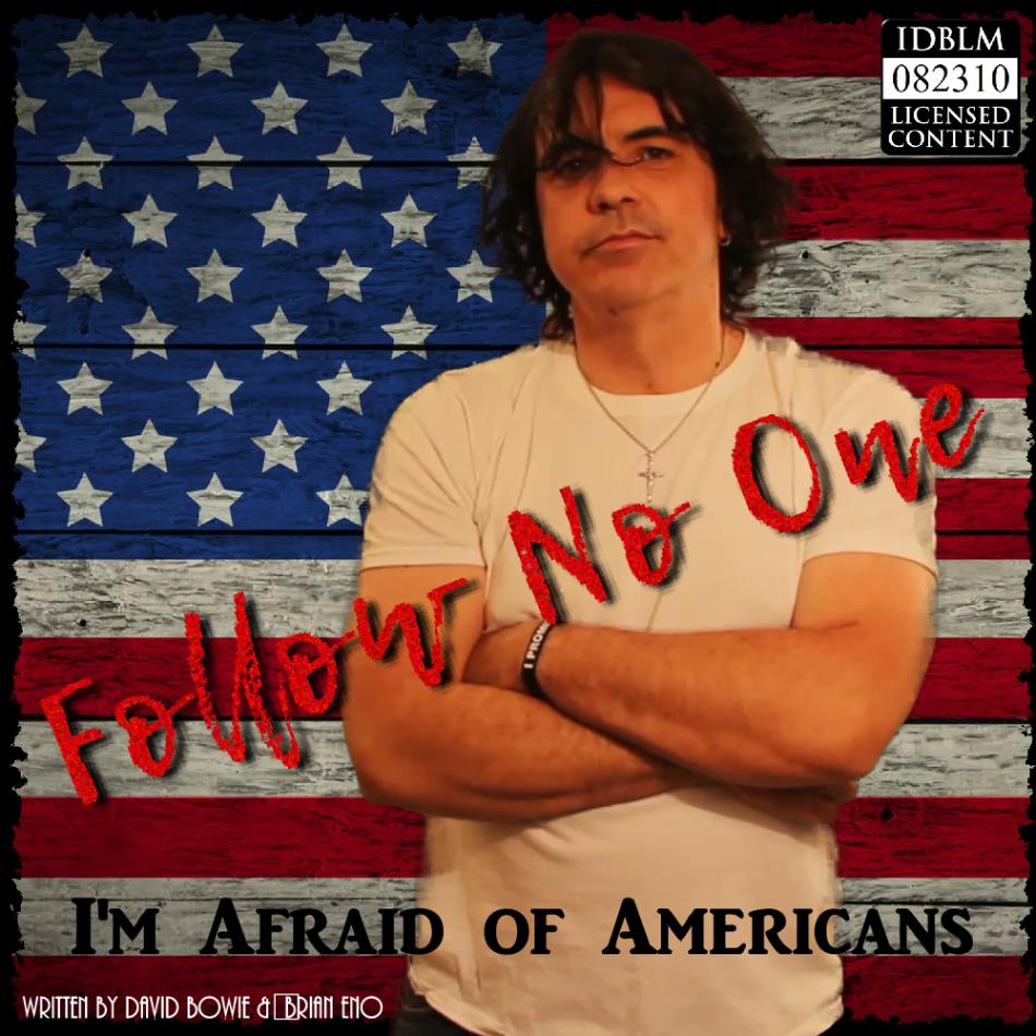 I'm Afraid of AMericans Cover Medium
